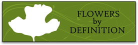 Flowers by Definition Logo